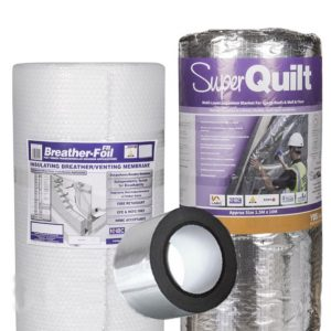 Multifoil Insulation's Kit for Timber Frames