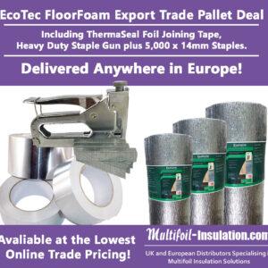 Floor-Foam Trade Pallet