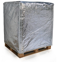 Ecoquilt Expert Insulated Pallet Covers Multifoil