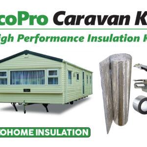 EcoPro Caravan Insulation Kit