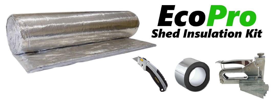 Multifoil Insulation for Sheds